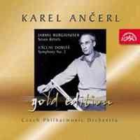 Burghauser & Dobiáš: Orchestral Works