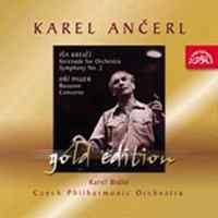 Krejci: Serenade for Orchestra, etc.