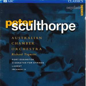 Peter Sculthorpe - Music for Strings Product Image