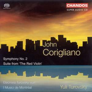 Corigliano: Symphony No. 2 & Suite from 'The Red Violin'