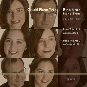 Brahms Piano Trios Volume One