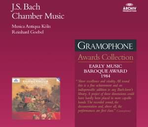 J S Bach - Chamber Music