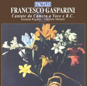 Gasparini: Cantatas for Voice & Basso Continuo Product Image