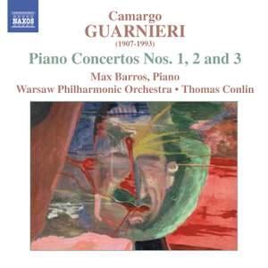 Guarnieri - Piano Concertos Nos. 1, 2 & 3