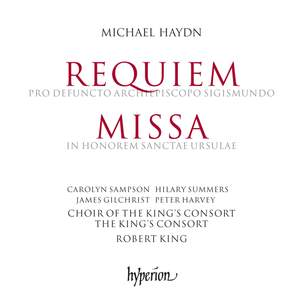 Michael Haydn: Requiem Product Image