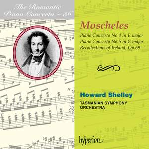 The Romantic Piano Concerto 36 - Moscheles