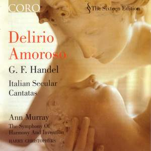 Handel - Delirio Amoroso