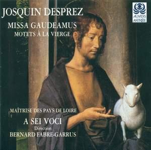 Despres: Missa Gaudeamus, etc.