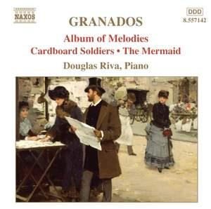 Granados - Piano Music Volume 8