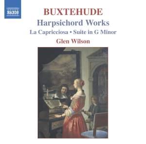 Buxtehude - Harpsichord Works