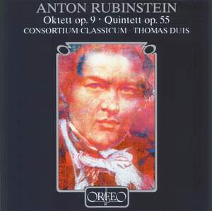 Rubinstein: Octet & Quintet for piano and winds