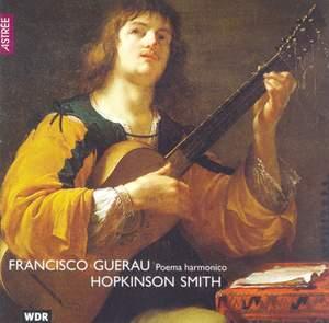 Francisco Guerau - Poema Harmonico