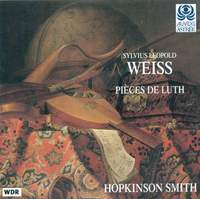 Sylvius Leopold Weiss - Pieces for Lute