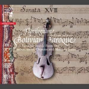 Bolivian Baroque Volume 1