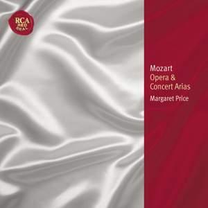 Mozart - Opera and Concert Arias