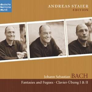 J S Bach - Fantasies & Fugues, Clavierübungen Vol. I & II