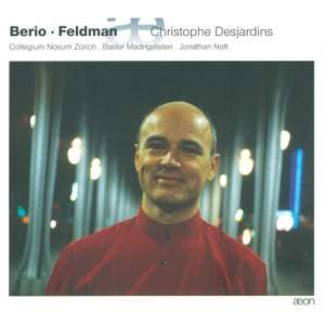 Berio: Naturale & Chemins II and Feldman: Rothko Chapel & The Viola in my Life II