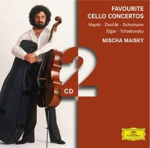Favourite Cello Concertos