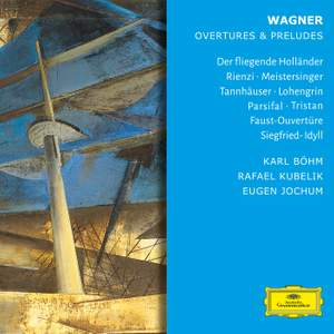 Wagner - Overtures & Preludes Product Image