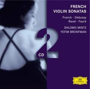 French Violin Sonatas