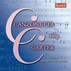 Canzonetta sing Carter