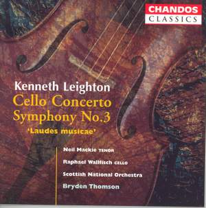 Leighton: Cello Concerto & Symphony No. 3
