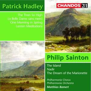 Works by Patrick Hadley & Philip Sainton
