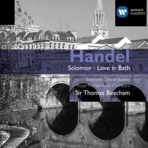 Handel: Solomon, etc.