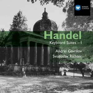 Handel - Keyboard Suites I Product Image