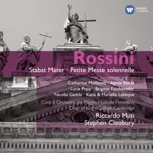 Rossini: Petite Messe solennelle & Stabat mater