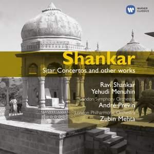 Shankar - Sitar Concertos