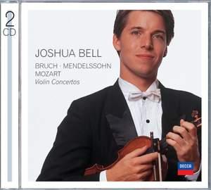 Joshua Bell plays Bruch, Mendelssohn & Mozart Product Image