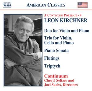 American Classics - Leon Kirchner Product Image