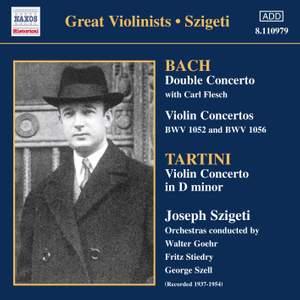 Great Violinists - Szigeti
