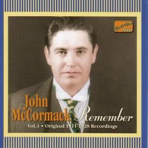 John McCormack - Remember