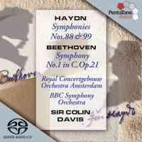 Haydn: Symphonies Nos. 88 & 99