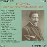 Fonotipia - A Centenary Celebration 1904-2004
