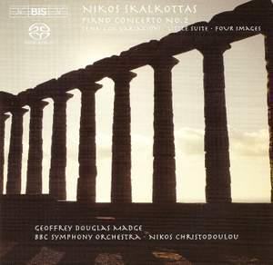 Skalkottas: Piano Concerto No. 2, Tema con variazioni, Little Suite