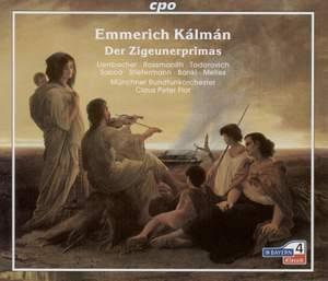 Kalman: Der Zigeunerprimas