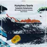 Humphrey Searle - Complete Symphonies