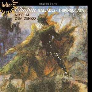 Chopin: Ballades & Piano Sonata No. 3
