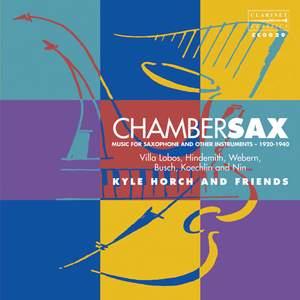 ChamberSax Product Image
