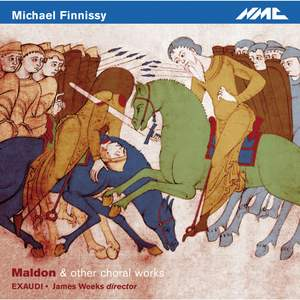 Michael Finnissy - Maldon & other choral works