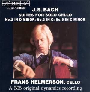 Bach - Suites for Solo Cello