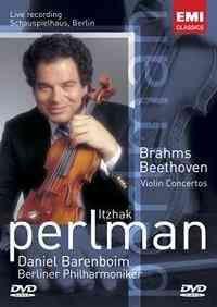 Brahms & Beethoven: Violin Concertos