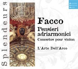 Facco: Pensieri Adriarmonici - Concertos pour Violon