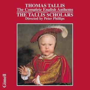Thomas Tallis - The Complete English Anthems