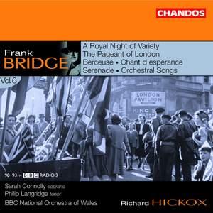 Bridge: Orchestral Works Volume 6 Product Image