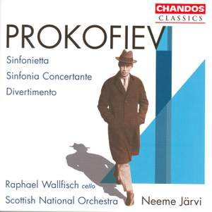Prokofiev: Divertimento, Op. 43, etc.