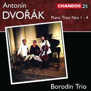Dvořák: Piano Trios Nos. 1-4